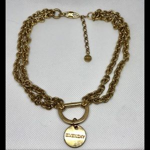 GIVENCHY vintage Double strand Necklace